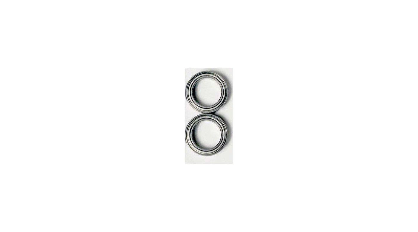 Image for Ball Bearings, 10x15x4mm (2): TMX .15, 2.5 from HorizonHobby