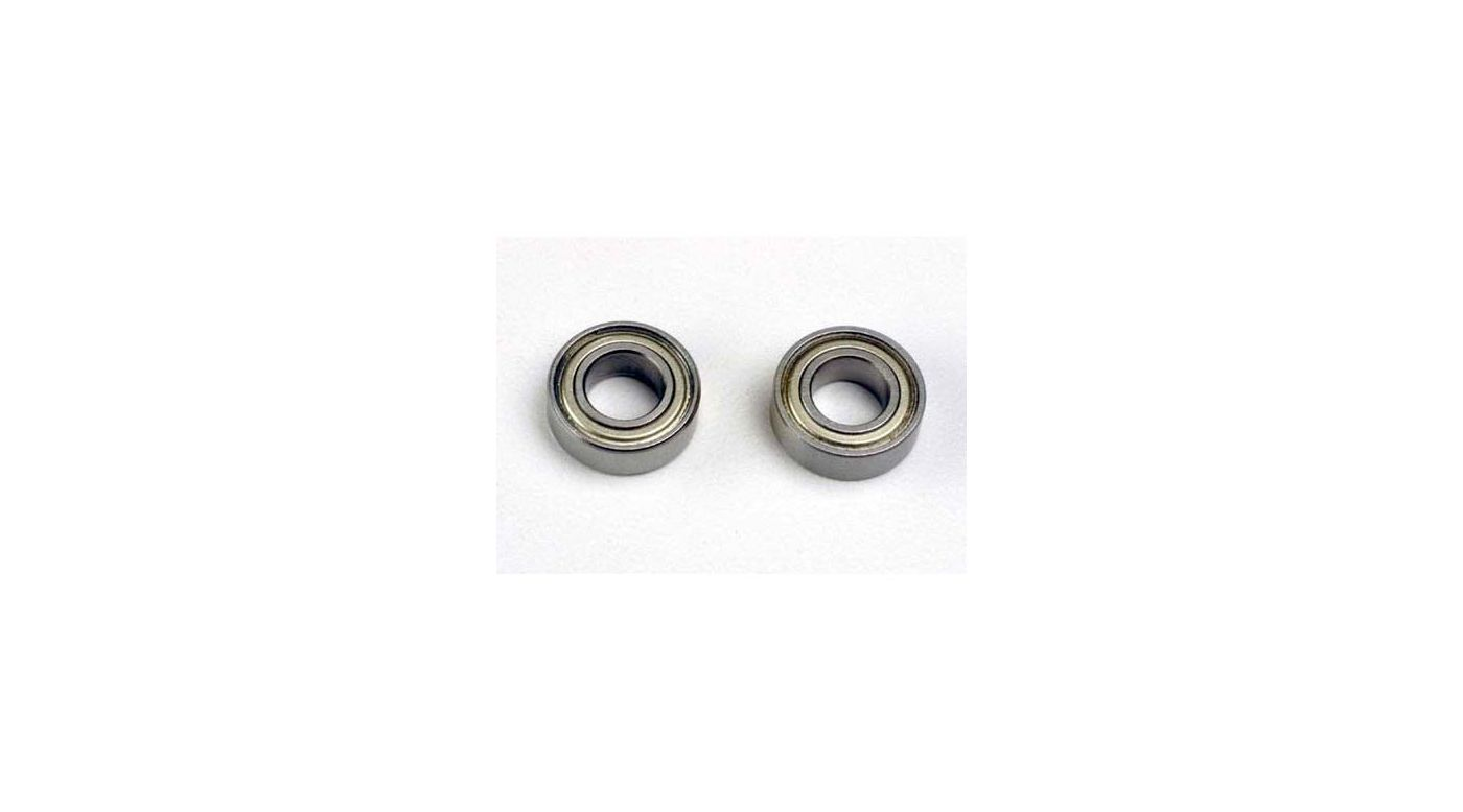 Image for Ball Bearing, 6x12x4mm:TMX.15, from HorizonHobby