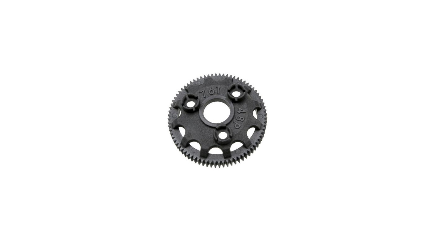 Image for 48P Spur Gear,76T:Torque Slipper Clutch from HorizonHobby