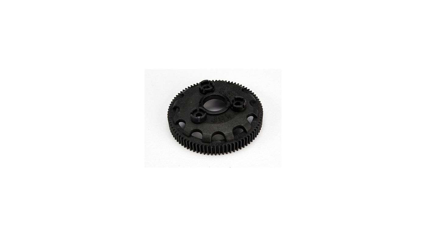 Image for 48P Spur Gear,83T : Torque Slipper Clutch from HorizonHobby