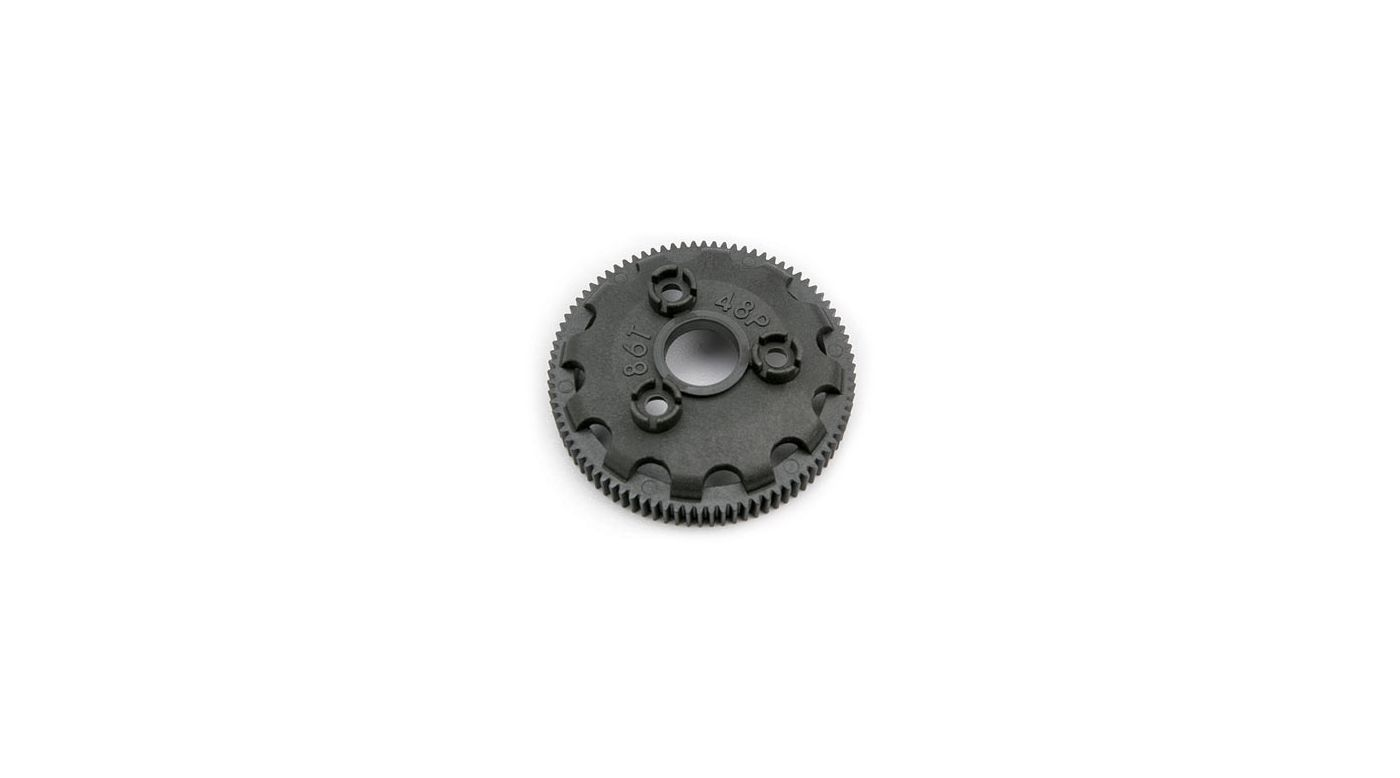 Image for 48P Spur Gear,86T : Torque Slipper Clutch from HorizonHobby