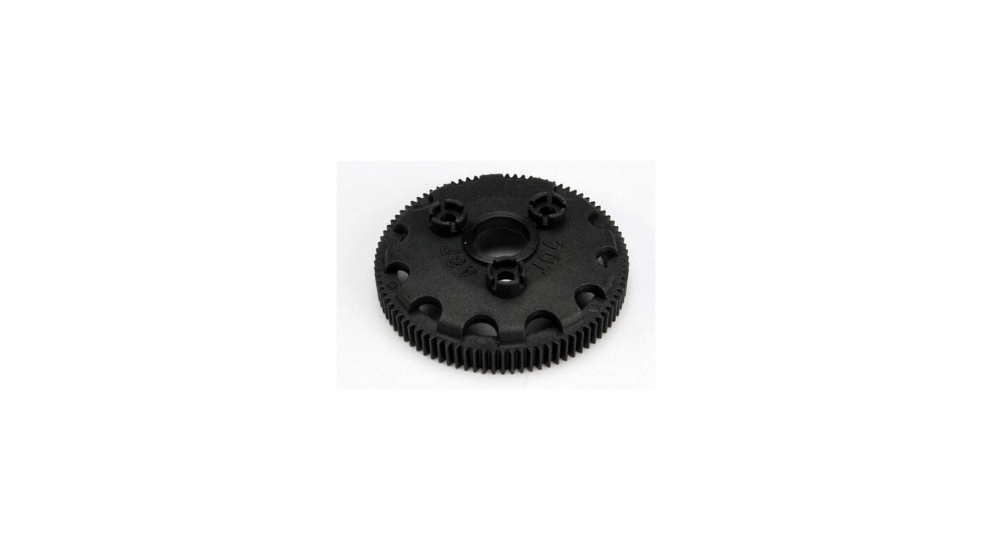 Image for 48P Spur Gear,90T : Torque Slipper Clutch from HorizonHobby