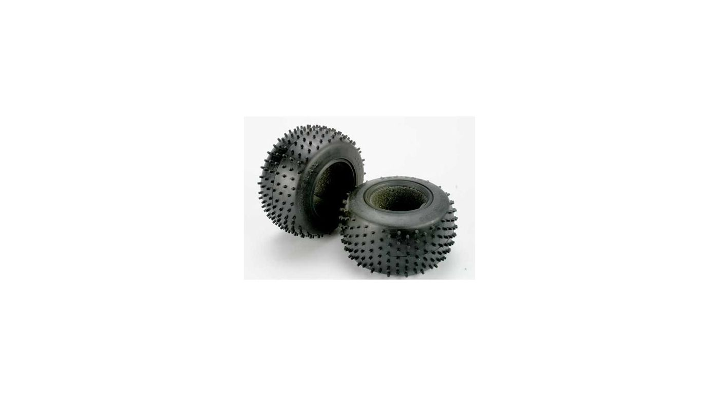 Image for Pro-Trax Tires w/ Foam Inserts,R(2) from HorizonHobby