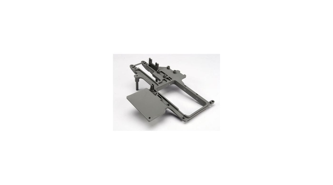 Image for Upper Chassis, Grey:N 4-Tec 3.3 from HorizonHobby