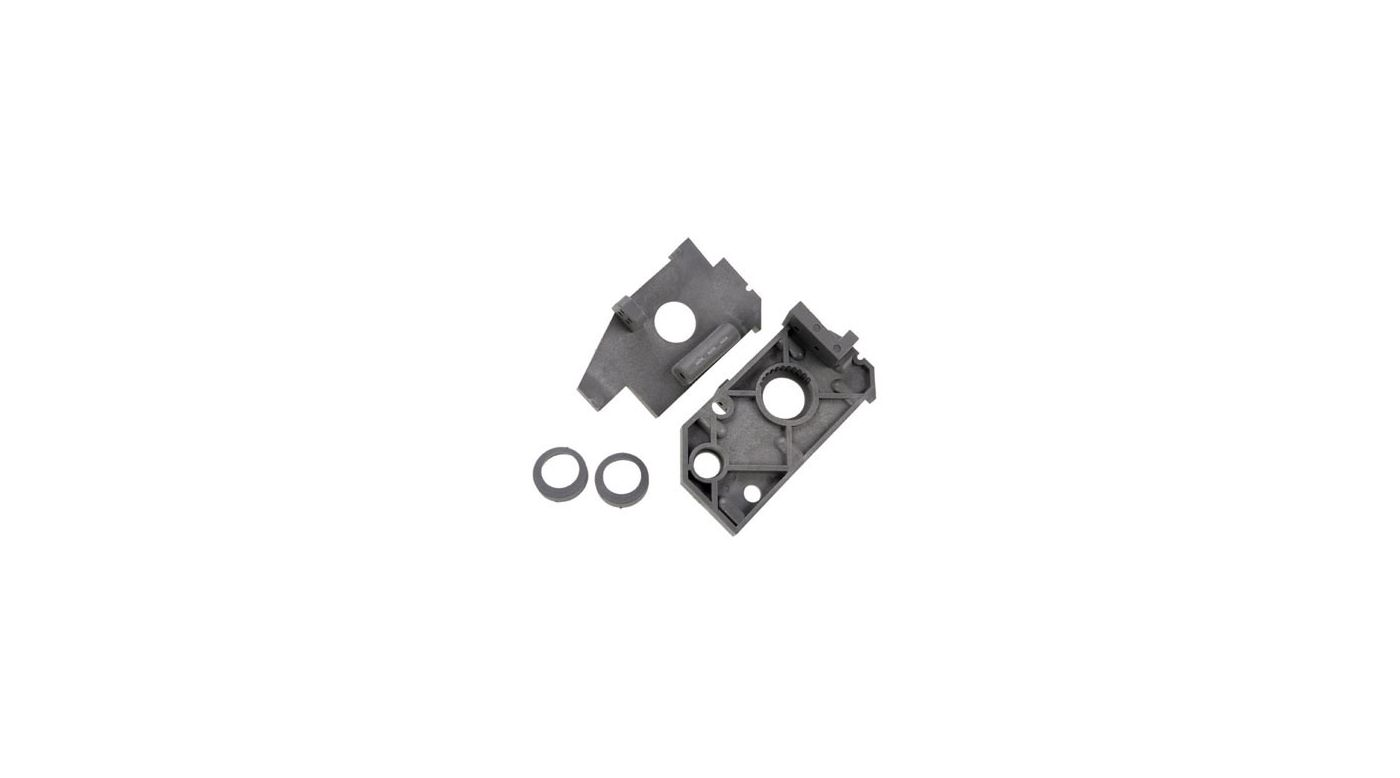Image for R Skid Plates.Grey: N 4-Tec 3.3 from HorizonHobby