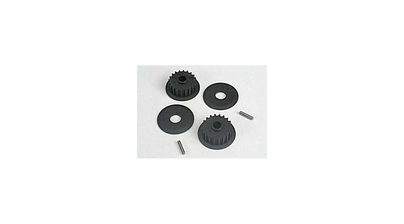 Image for Pulleys,20 Groove:N4-Tec from HorizonHobby