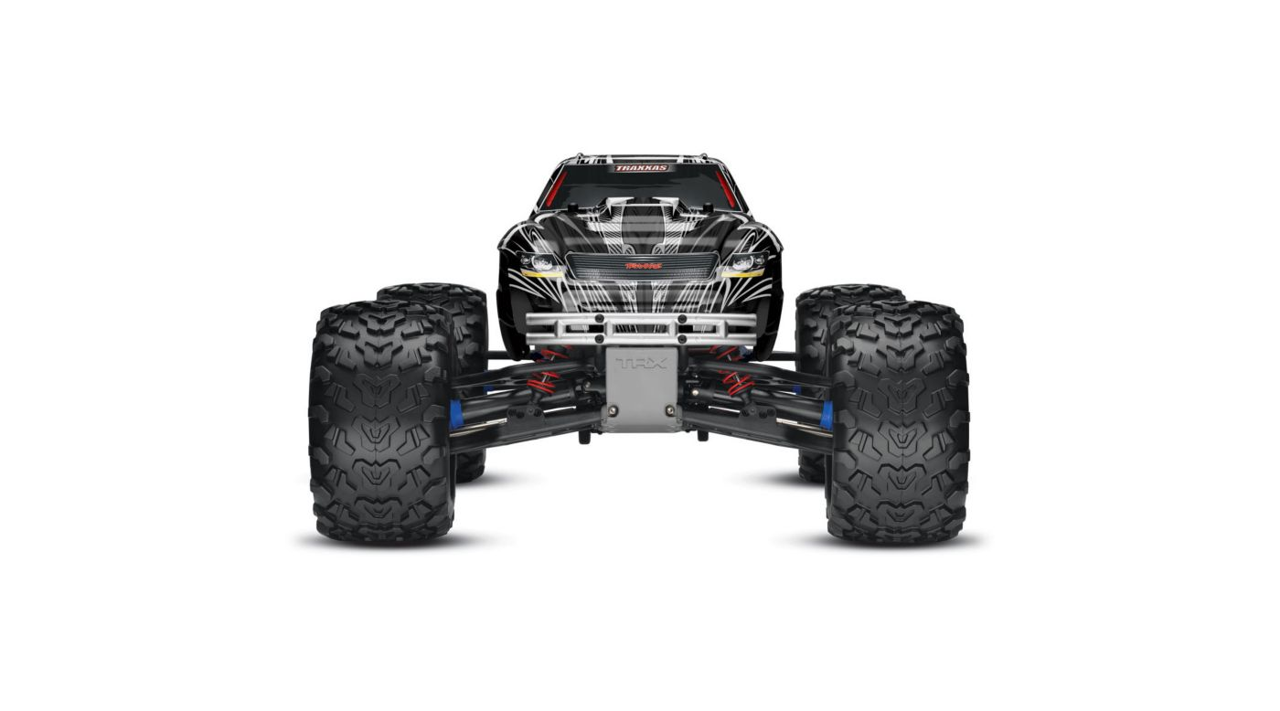 Image for 1/10 T-Maxx 3.3 4WD Monster Truck RTR with TQi 2.4GHz & Module, Black from HorizonHobby