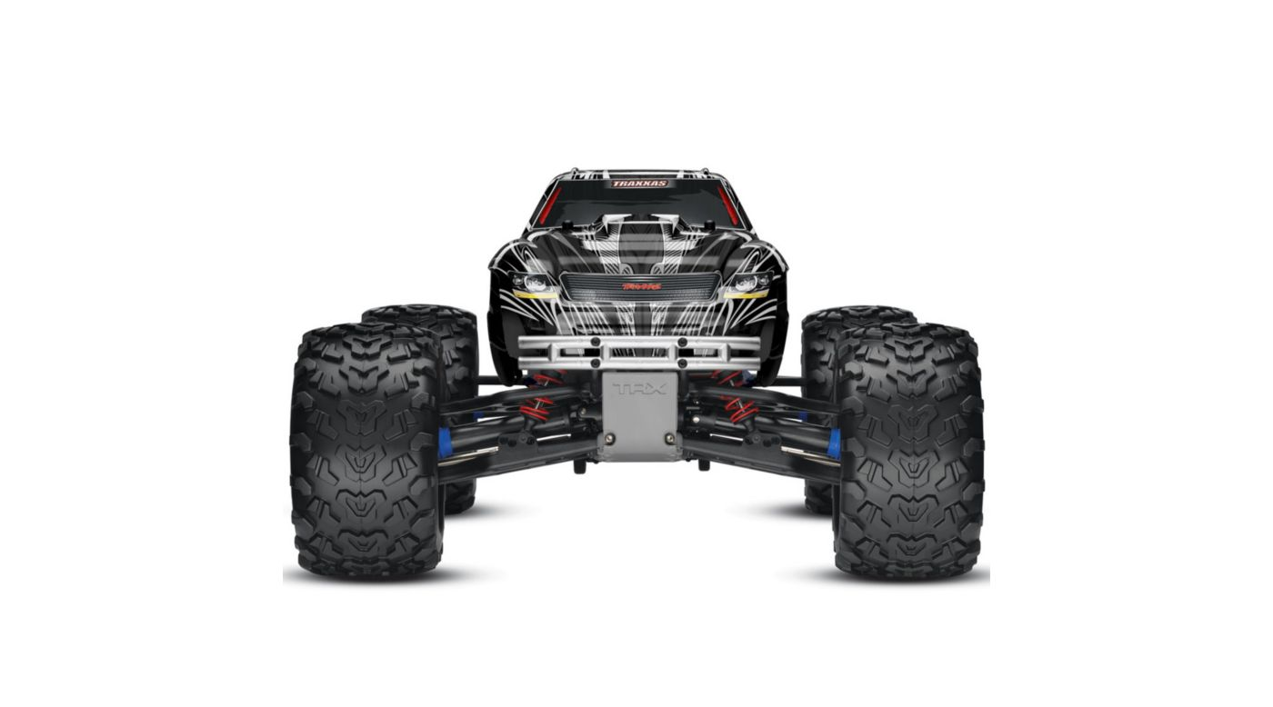 Image for 1/10 T-Maxx 3.3 4WD RTR with TQi 2.4GHz 3CH Radio, Black from HorizonHobby