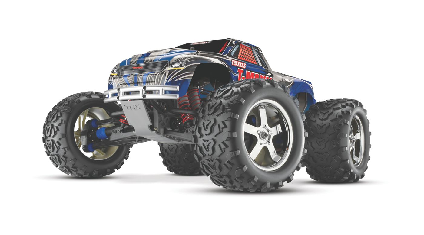 Image for T-Maxx 3.3 4WD RTR with TQi 2.4 3-Channel Radio from HorizonHobby