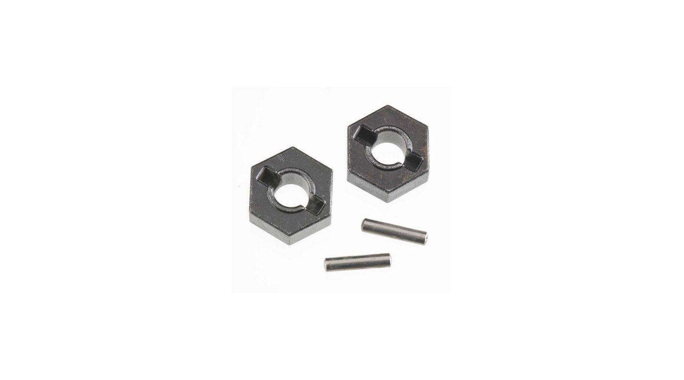 Image for Hex Wheel Hubs: EMX, TMX.15,2.5,3.3, Revo,SLY from HorizonHobby