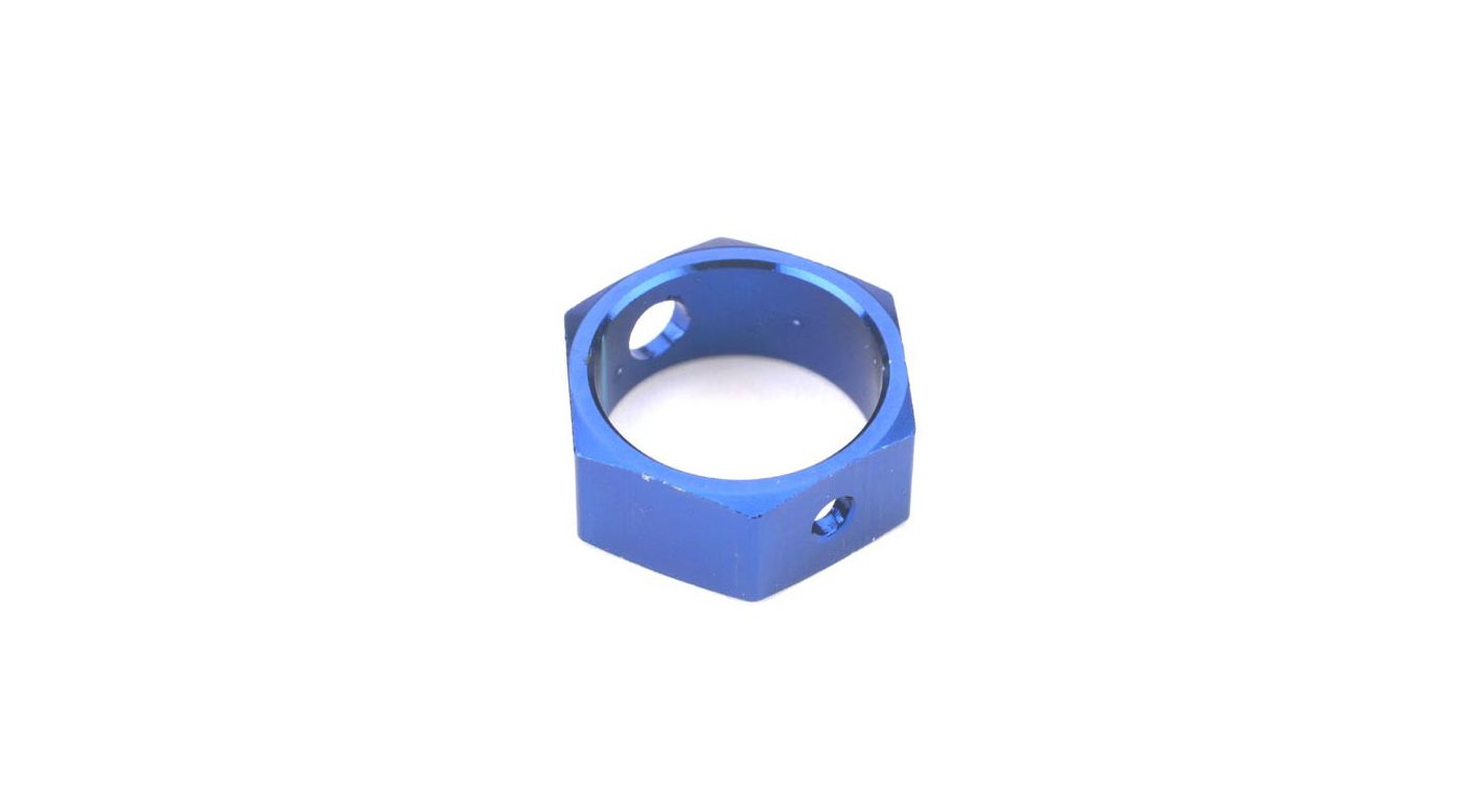 Image for Brake Adapter, Hex Blue: TMX.15,2.5,3.3 from HorizonHobby