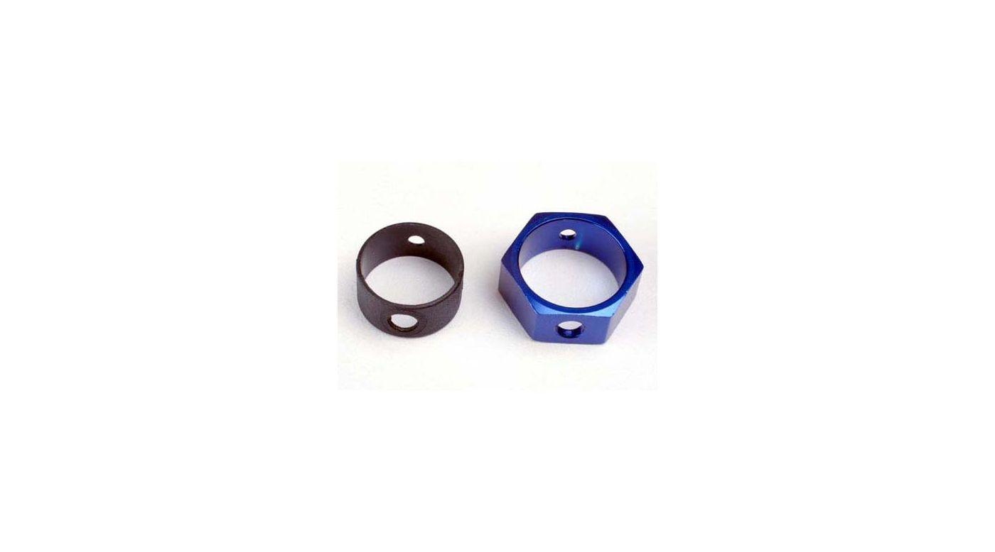 Image for Brake Adapter, Hex, Aluminum: TMX from HorizonHobby