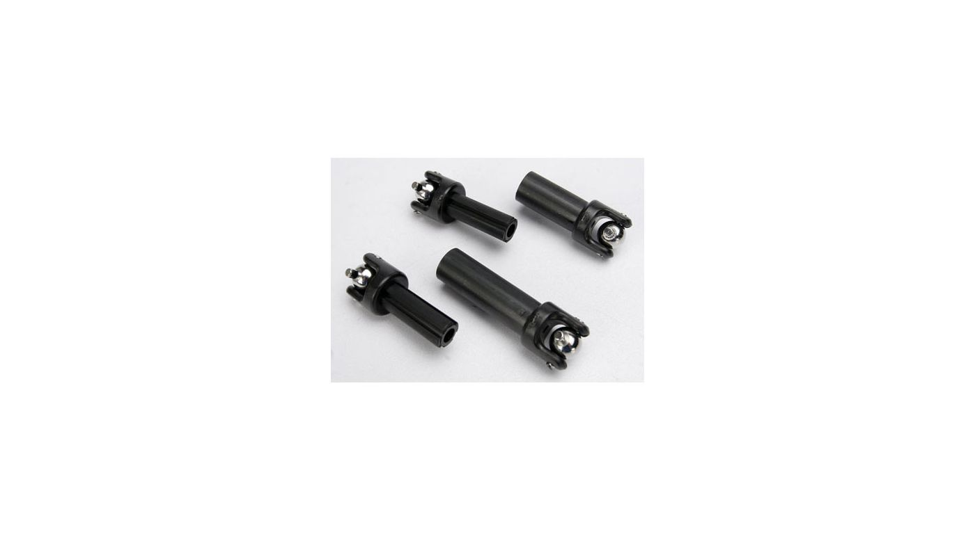 Image for Front & Rear Half Shaft, Center: TMX 3.3 from HorizonHobby