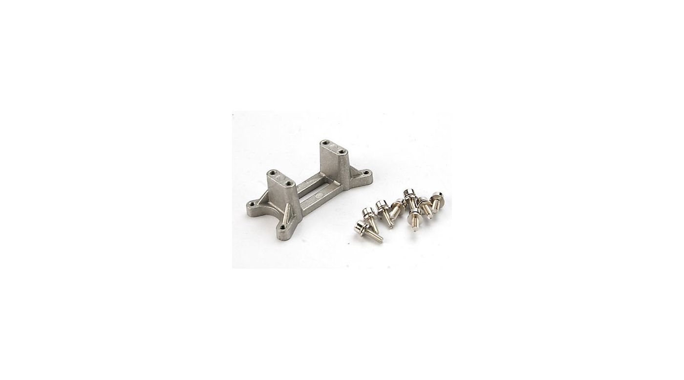 Image for Engine Mount, Aluminum: TMX3.3, TMX2.5 from HorizonHobby