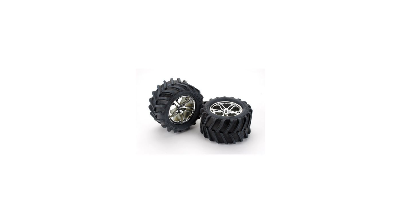 Image for Split Spoke Tires & Wheels: TMX, Revo, EMX from HorizonHobby