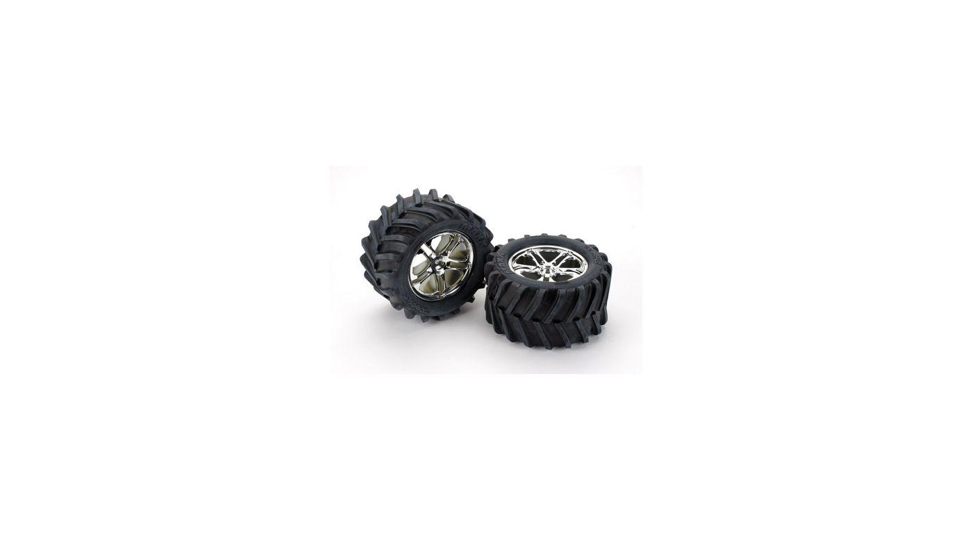 Image for Split Spoke Tires & Wheels: TMX, Revo, EMX from Horizon Hobby