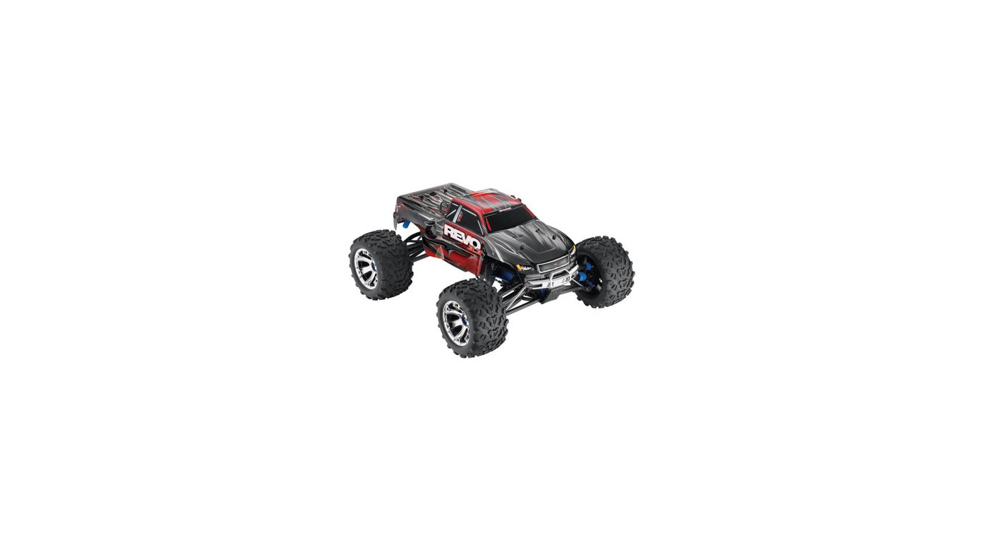 Revo 33 4wd Rtr With 24ghz 3 Channel Radio Horizon Hobby Wire Harness Image For From