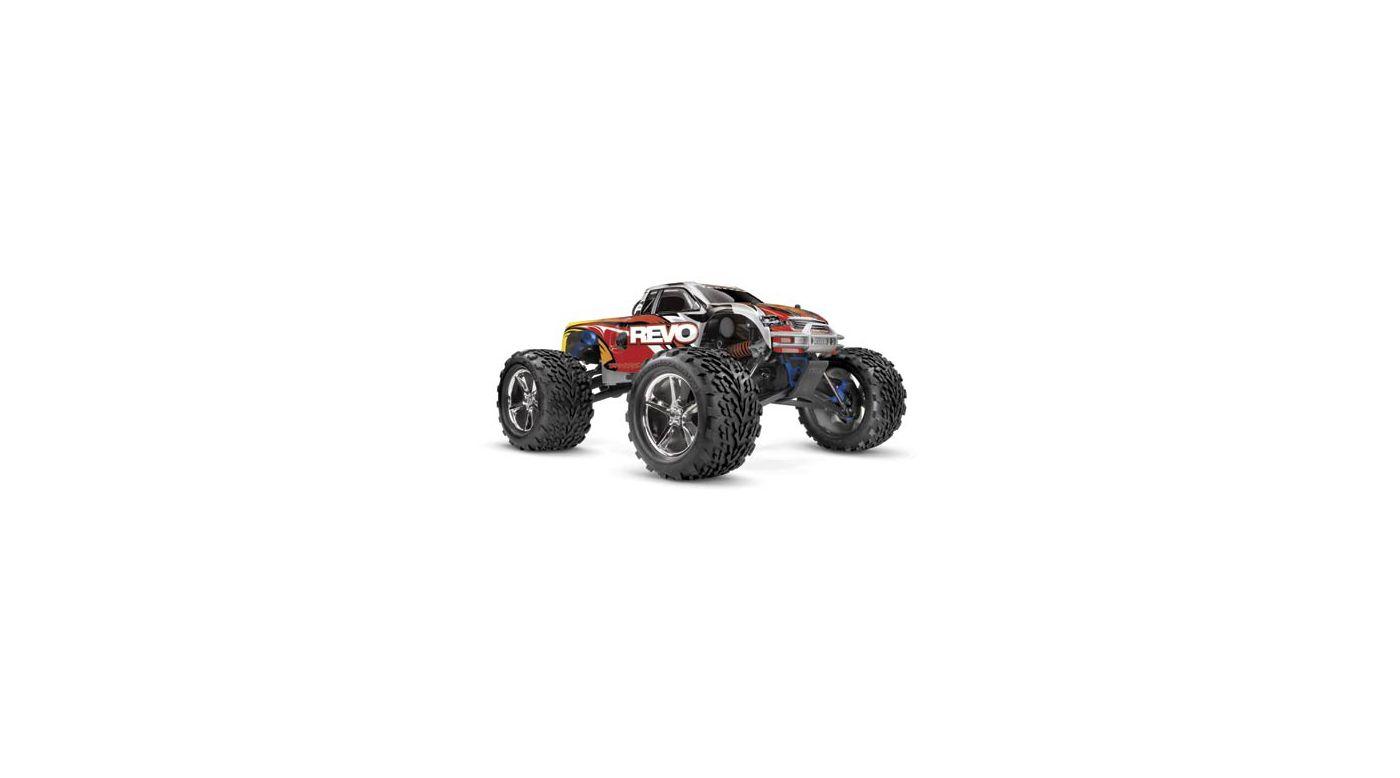 Image for Revo 4WD Monster Truck RTR from HorizonHobby