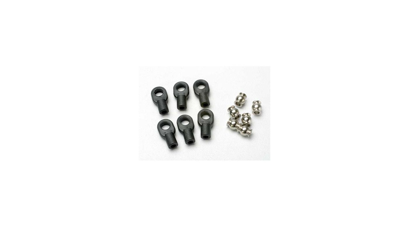 Image for Rod Ends, Small: Revo, EMX,SLY from HorizonHobby