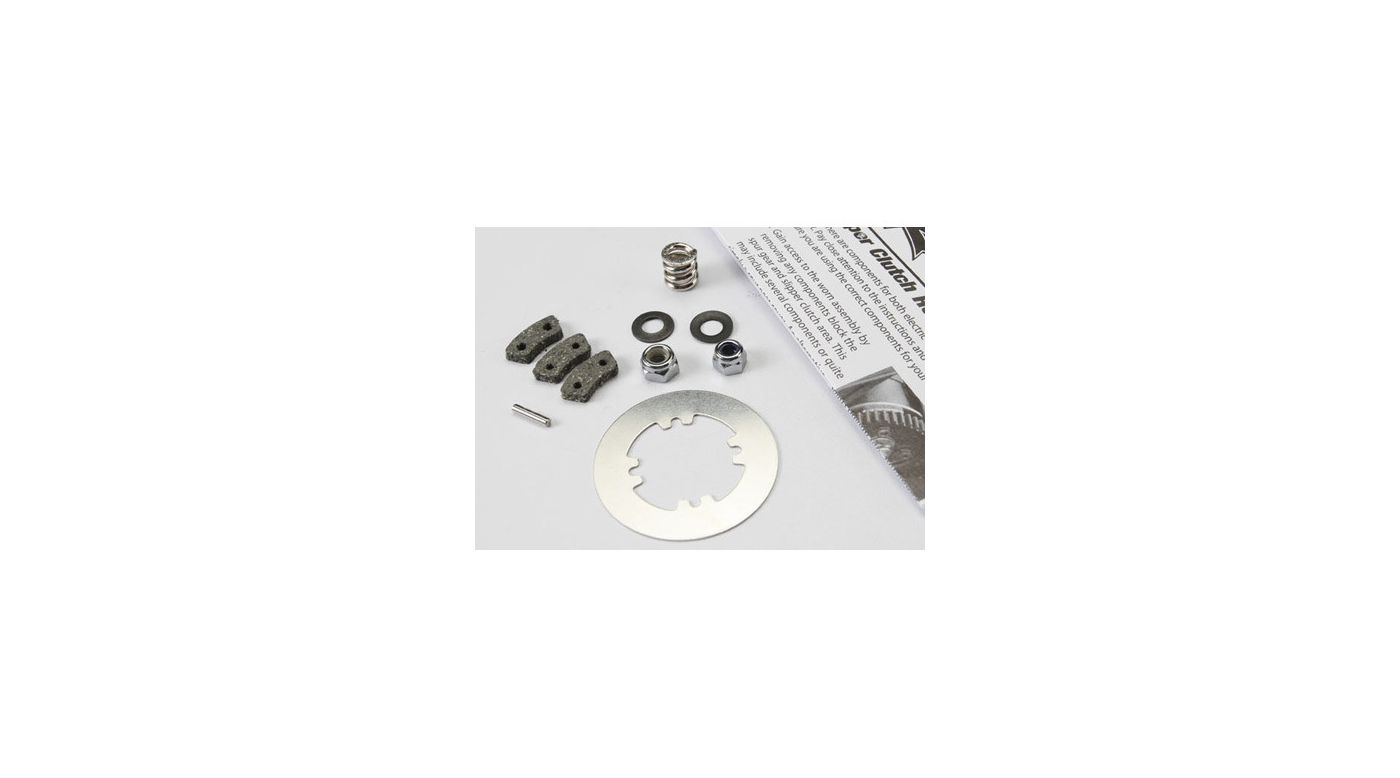 Image for Slipper Clutch Rebuild Kit: EMX, Revo, SLY from HorizonHobby