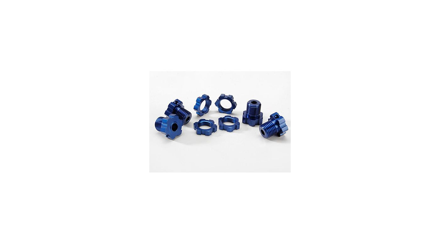 Image for Anodized Wheel Hubs& Hex Kit,17mm (4) from HorizonHobby