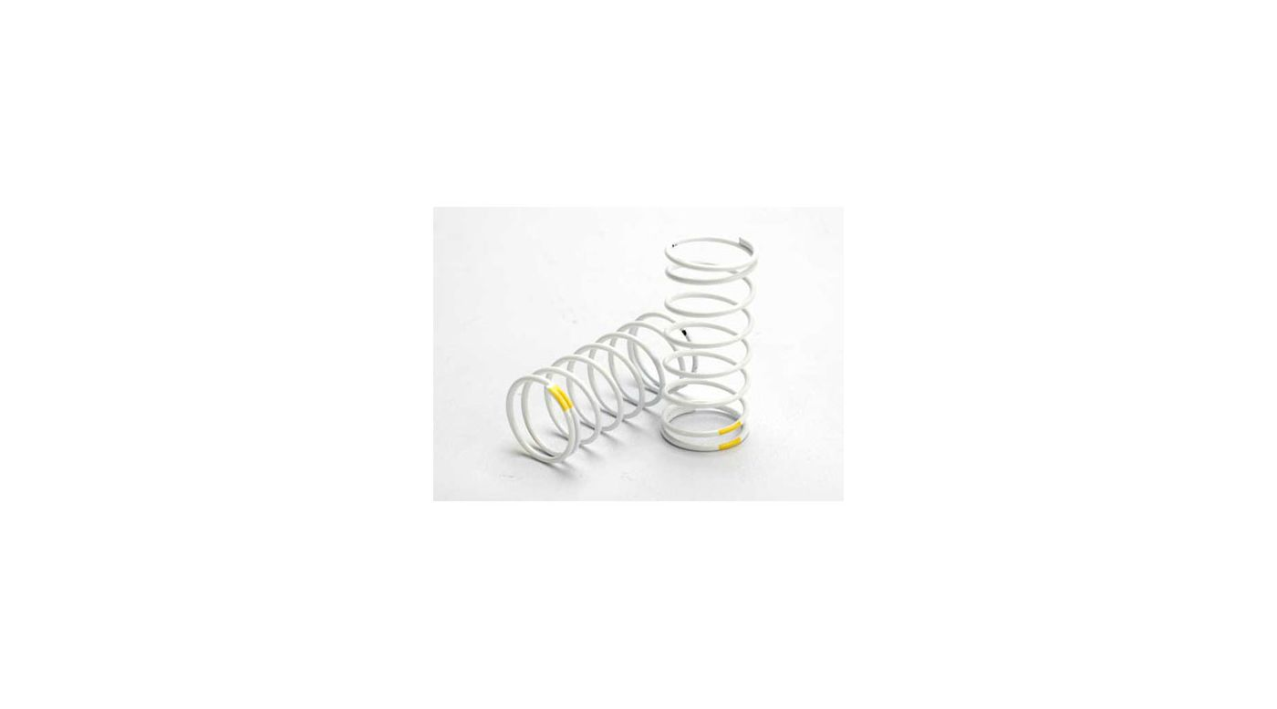 Image for Front Spring Shock, GTR, Yellow (pr): Jato,SLY from HorizonHobby