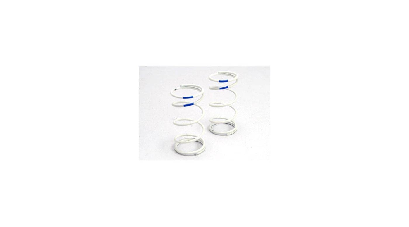Image for Rear Spring Shock, GTR, Blue (pr): Jato,SLY from HorizonHobby
