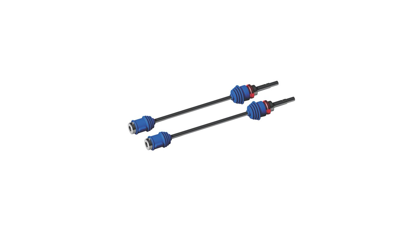 Image for Drive Shafts (4): Revo, TMX, EMX from HorizonHobby