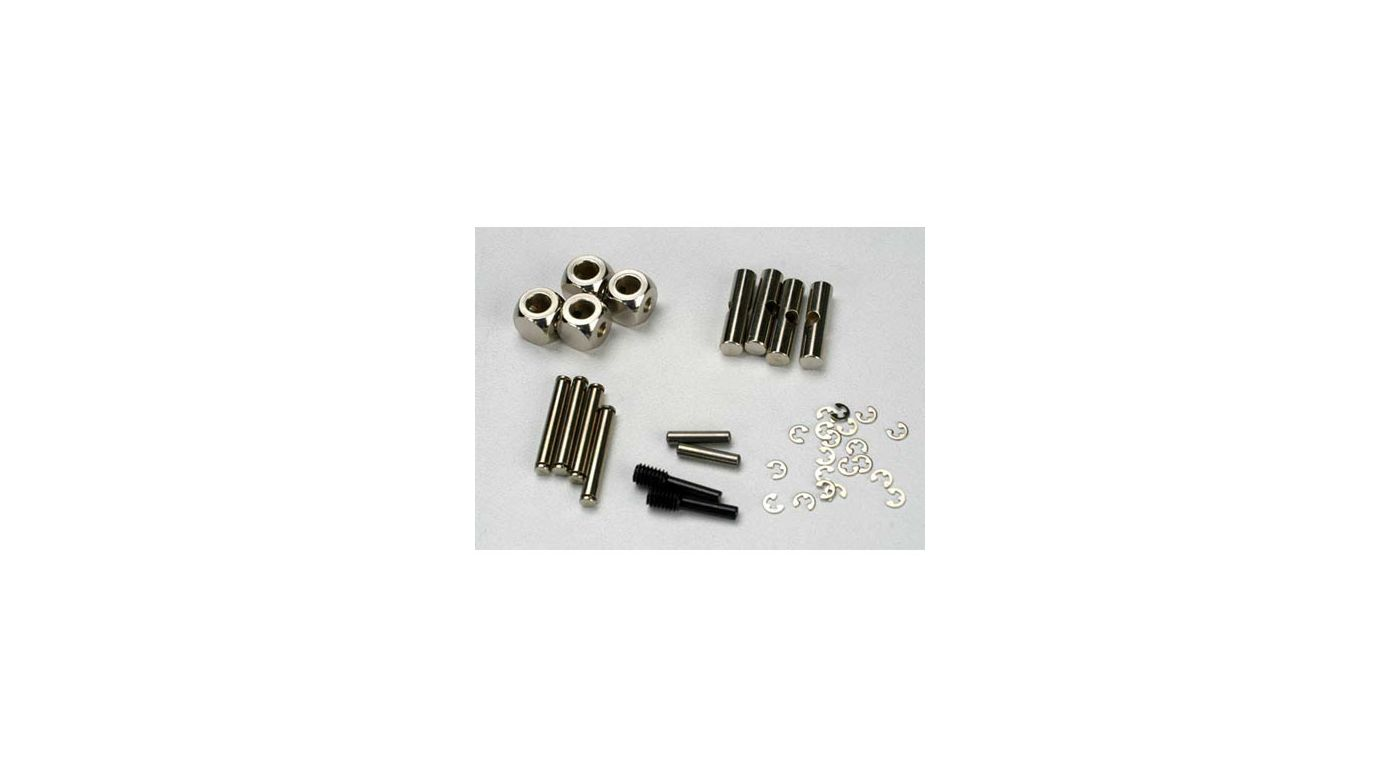 Image for U Joints, Driveshaft: TMX 3.3, Revo, EMX, SLY from HorizonHobby