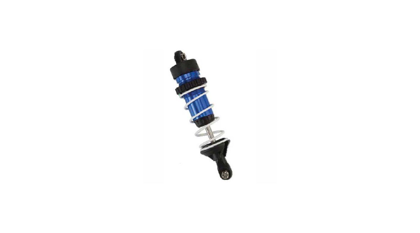 Image for Aluminum GTR Shock Body, Blue (1) from HorizonHobby