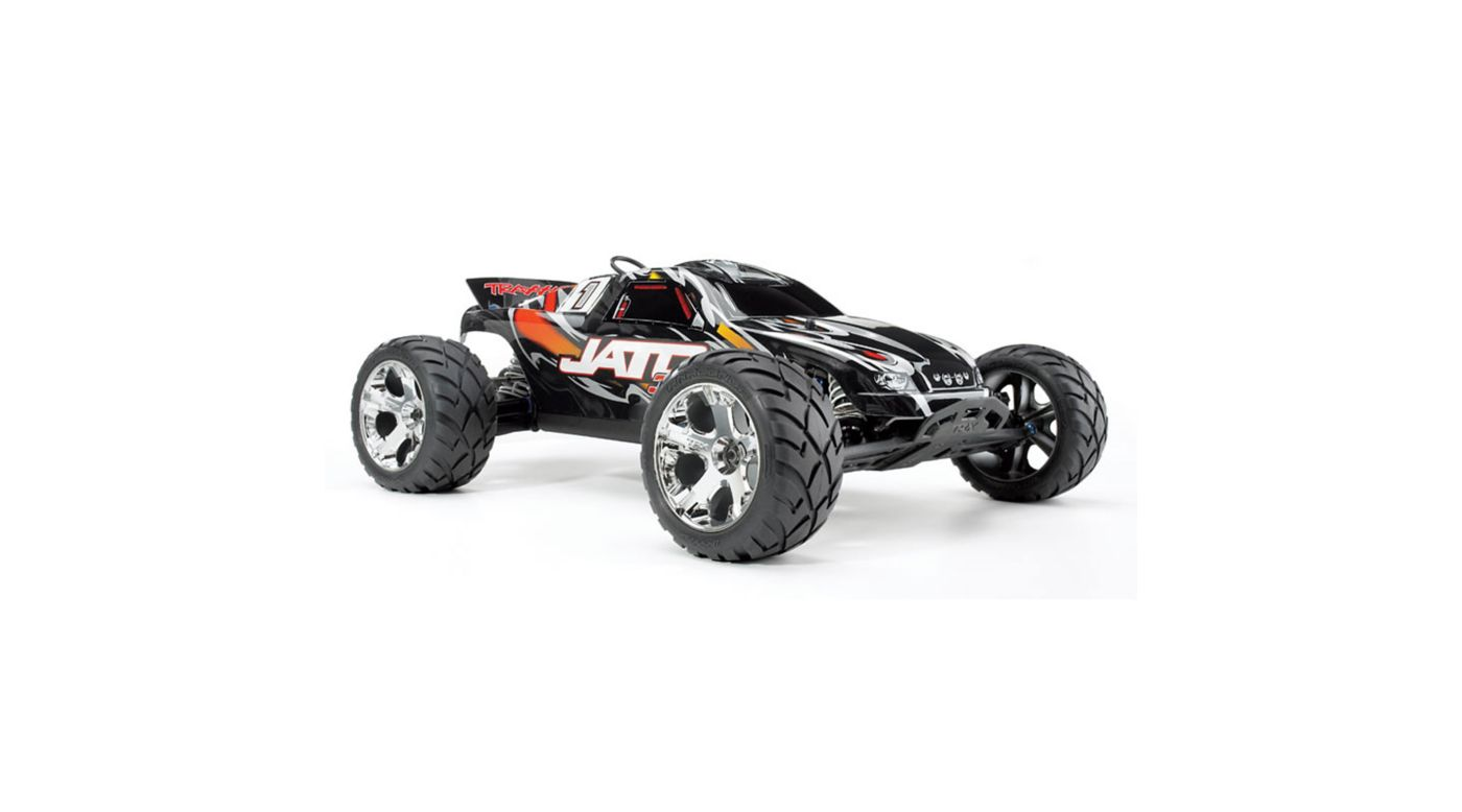 Image for 1/10 Jato 3.3 2WD RTR Nitro Stadium Truck with TSM, Orange from HorizonHobby