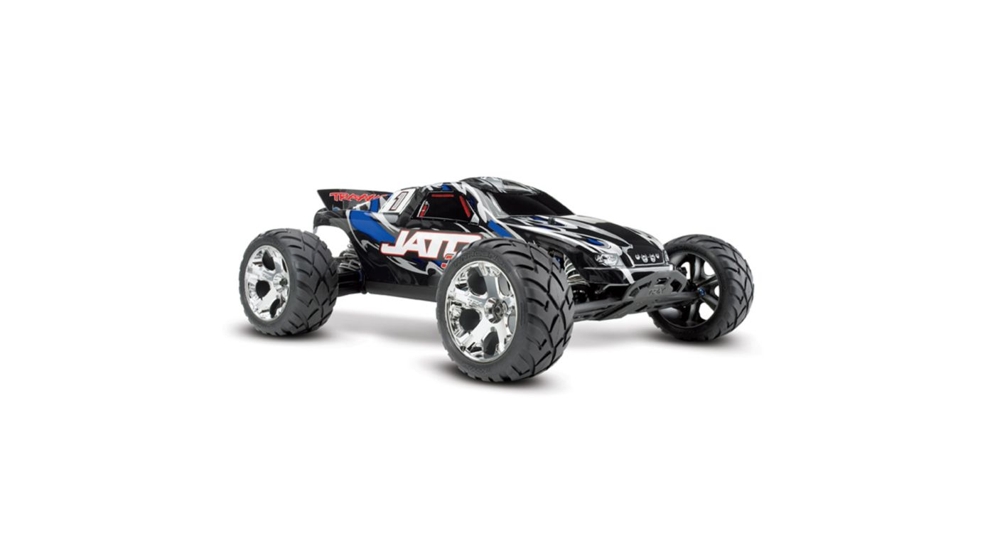Image for 1/10 Jato 3.3 2WD Truck RTR with TQi 2.4GHz Radio: Blue from HorizonHobby