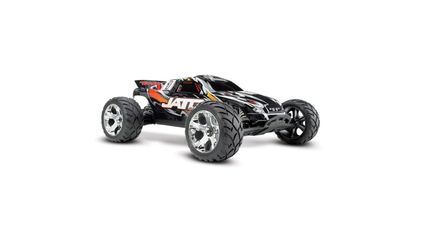 Image for 1/10 Jato 3.3 2WD Truck RTR with TQi 2.4GHz Radio: Orange from HorizonHobby