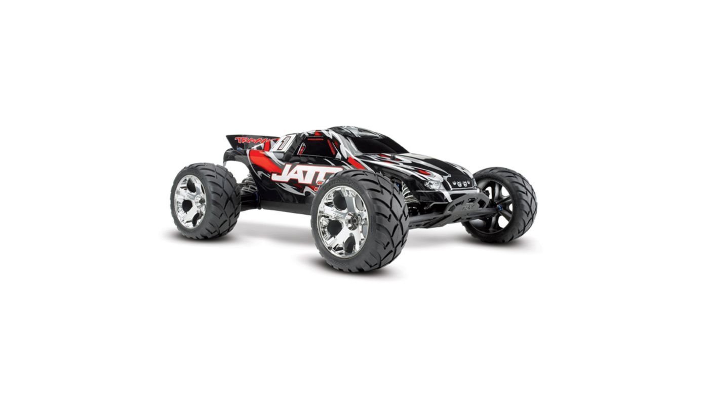 Image for 1/10 Jato 3.3 2WD Truck RTR with TQi 2.4GHz Radio: Red from HorizonHobby