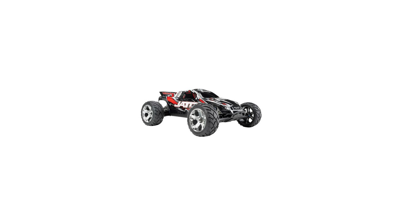 Jato 33 2wd Truck Rtr W Tqi24 Traxxas Link Radio Horizonhobby 3 Wire Harness Image For From
