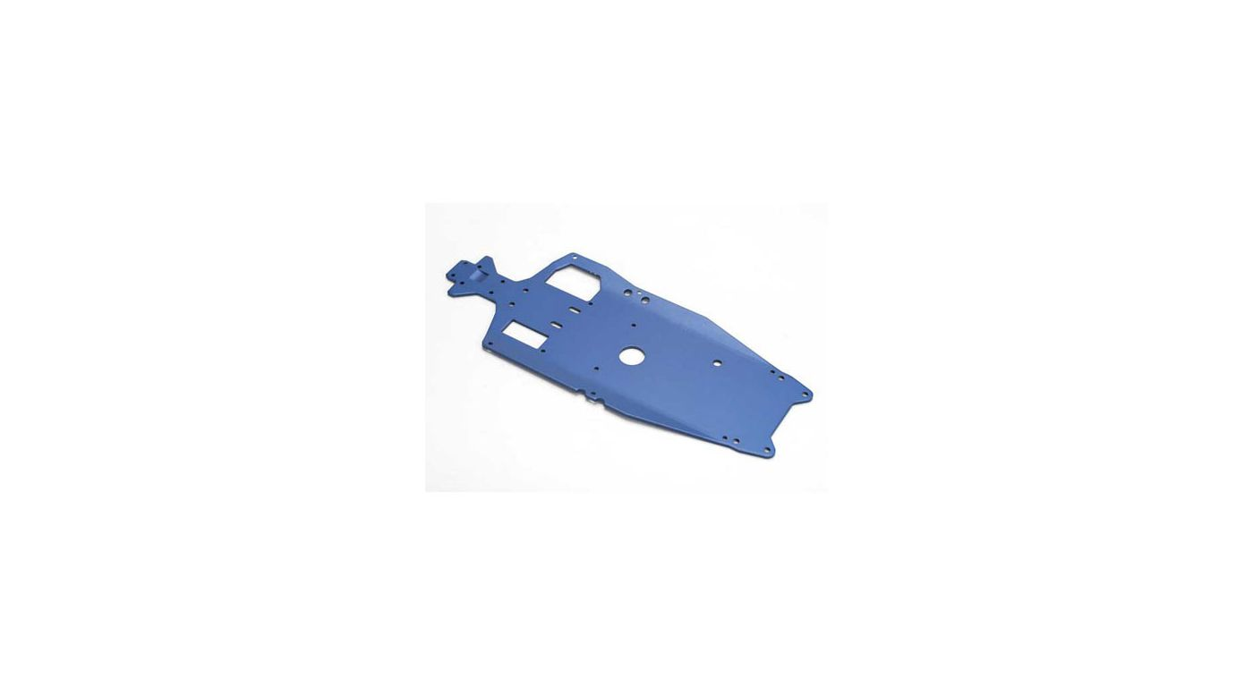 Image for Chassis, 6061 T-6 Aluminum, 3mm, Blue: Jato from HorizonHobby