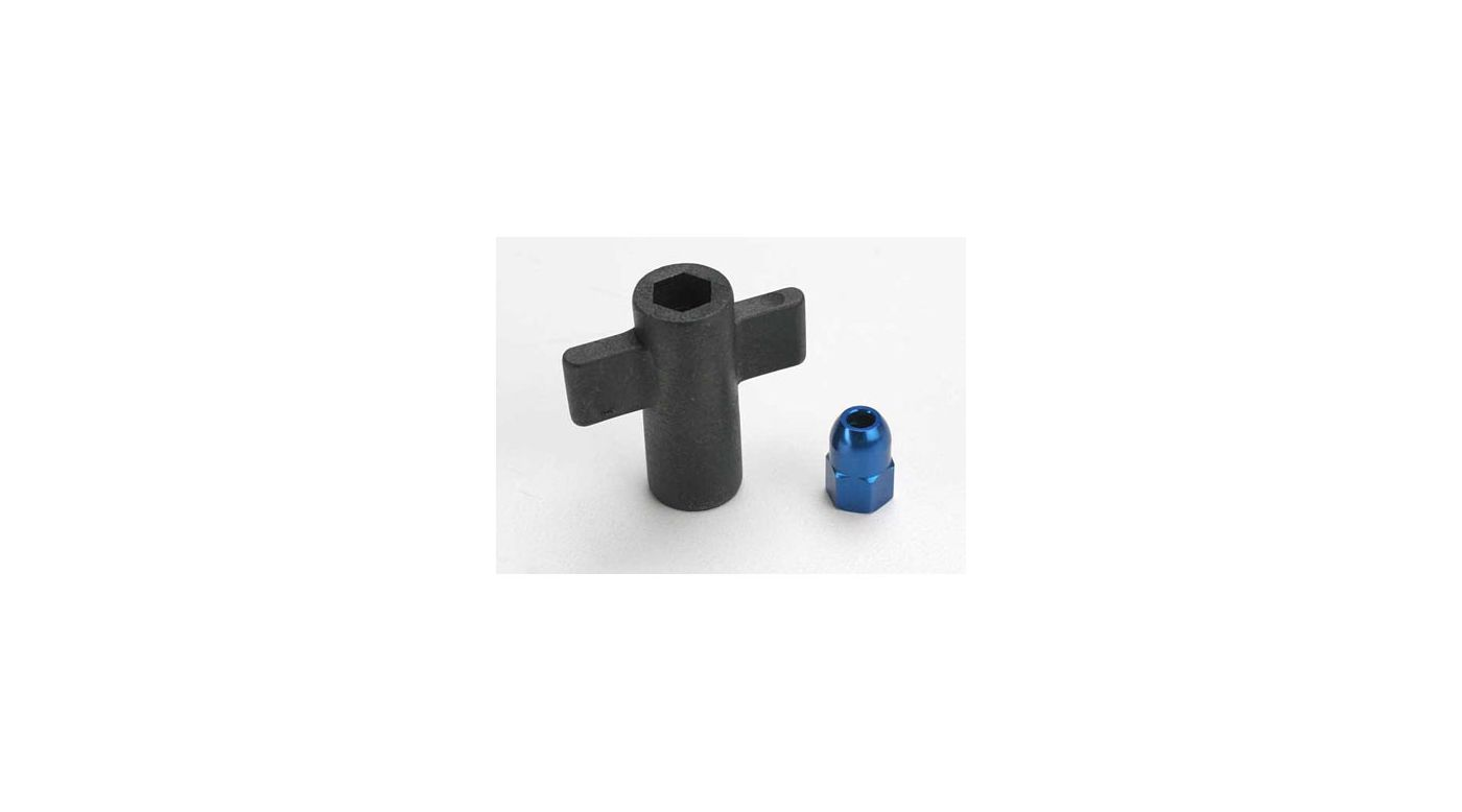 Image for Antenna Crimp Nut/Antenna Nut Tool: Jato, TMX 3.3 from HorizonHobby