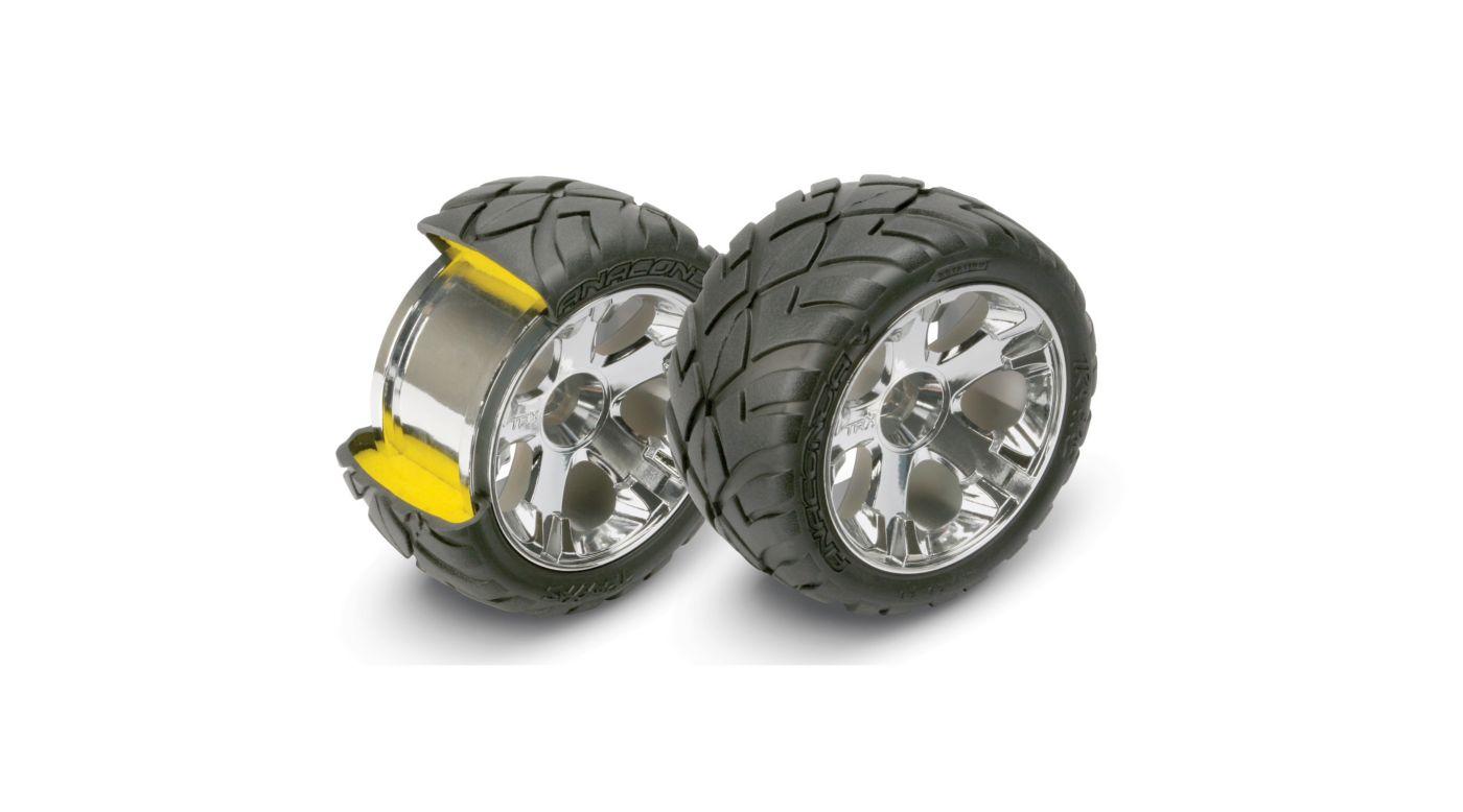Image for Rear Anaconda Tire, All Star Wheel: Jato from HorizonHobby