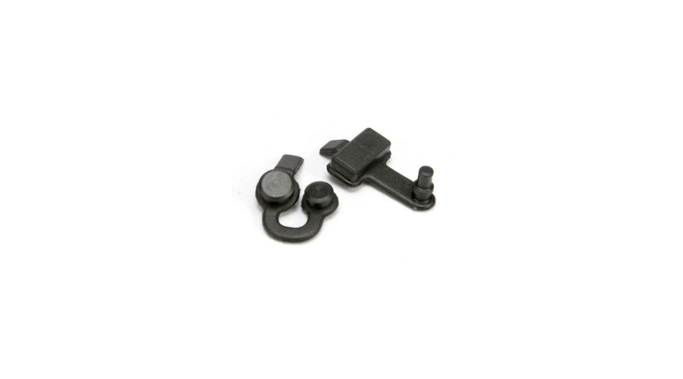 Image for Rubber Plugs, Charge Jack, 2-Speed Adj: Jato from HorizonHobby