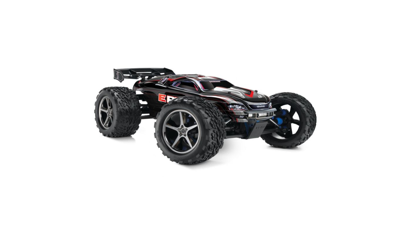 Image for 1/10 E-Revo RTR with EVX2 2.4GHz Radio & Battery: Black from HorizonHobby