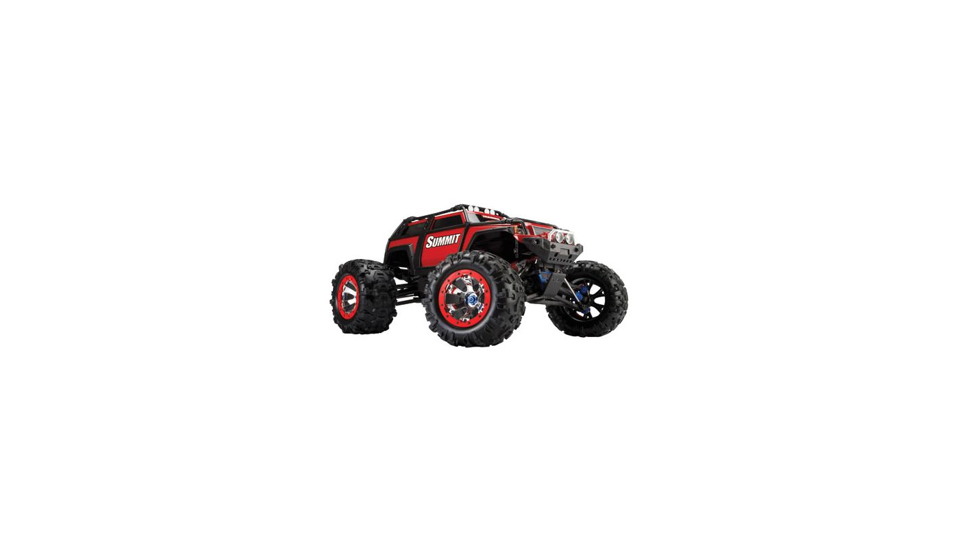 Image for Summit Electric 4WD Monster Truck RTR w/ EVX2 ESC from HorizonHobby