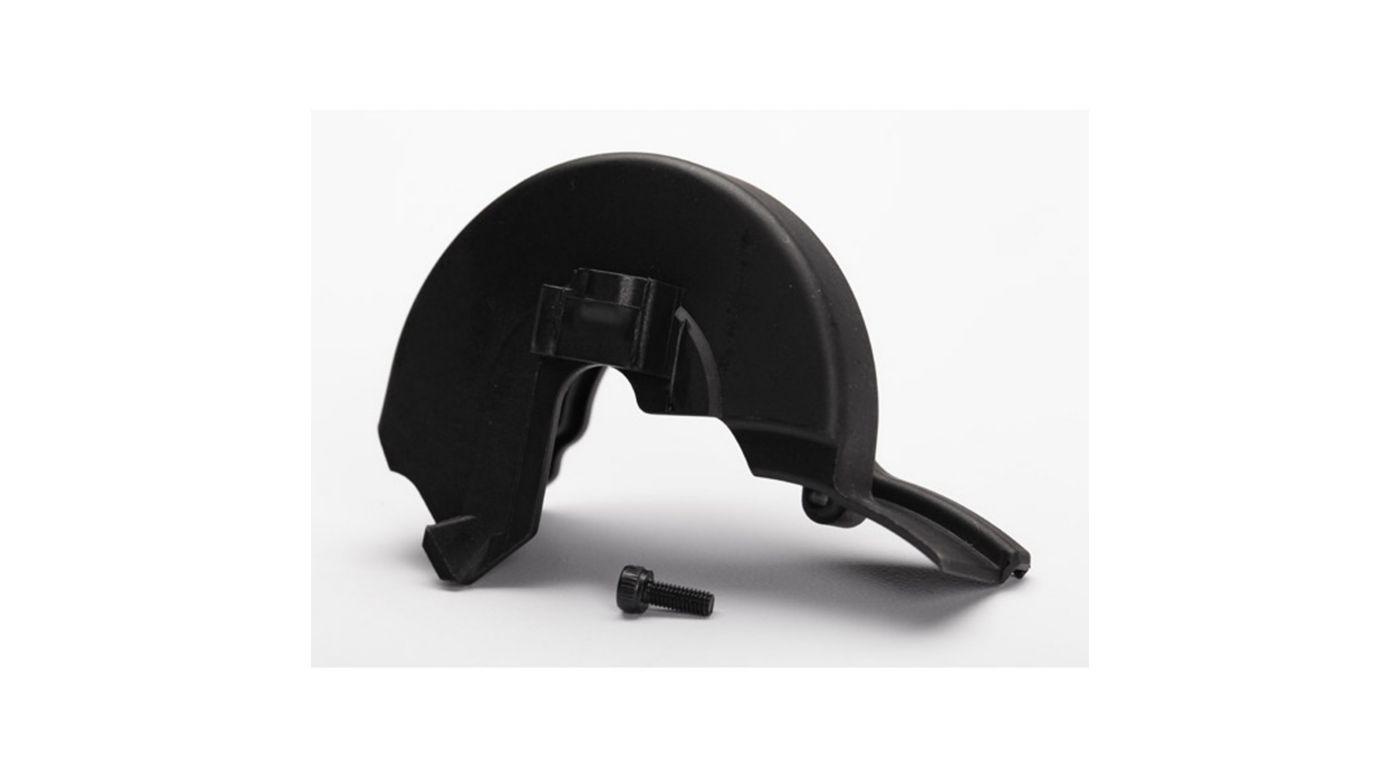 Image for 1/10 Gear Cover for Single Motor Installation: E-Revo from HorizonHobby