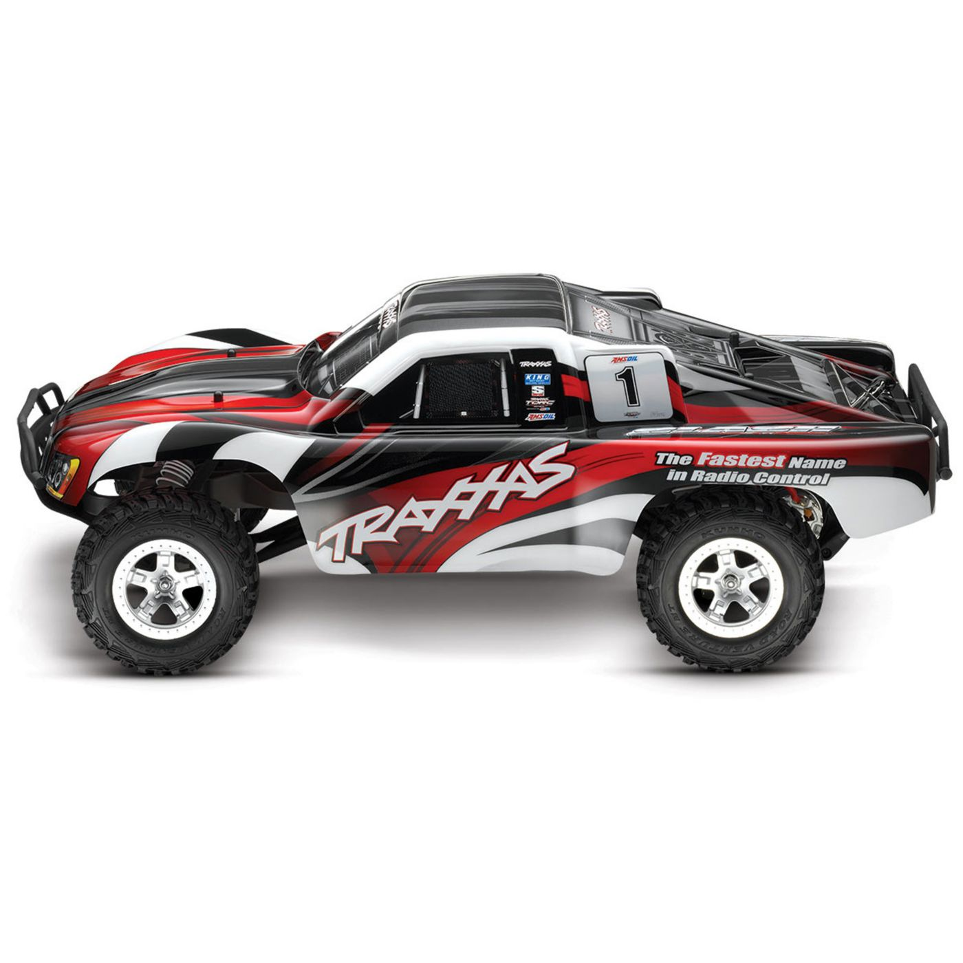 Traxxas 1 10 Slash 2wd Ready To Run Model Rc Truck With 2