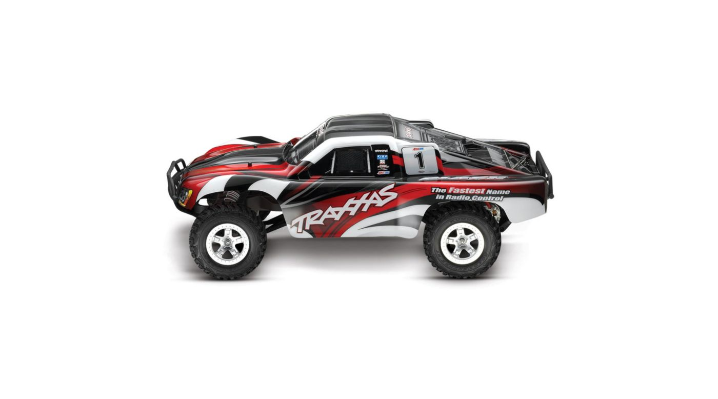 Image for 1/10 Slash 2WD SCT Brushed RTR, Red from HorizonHobby