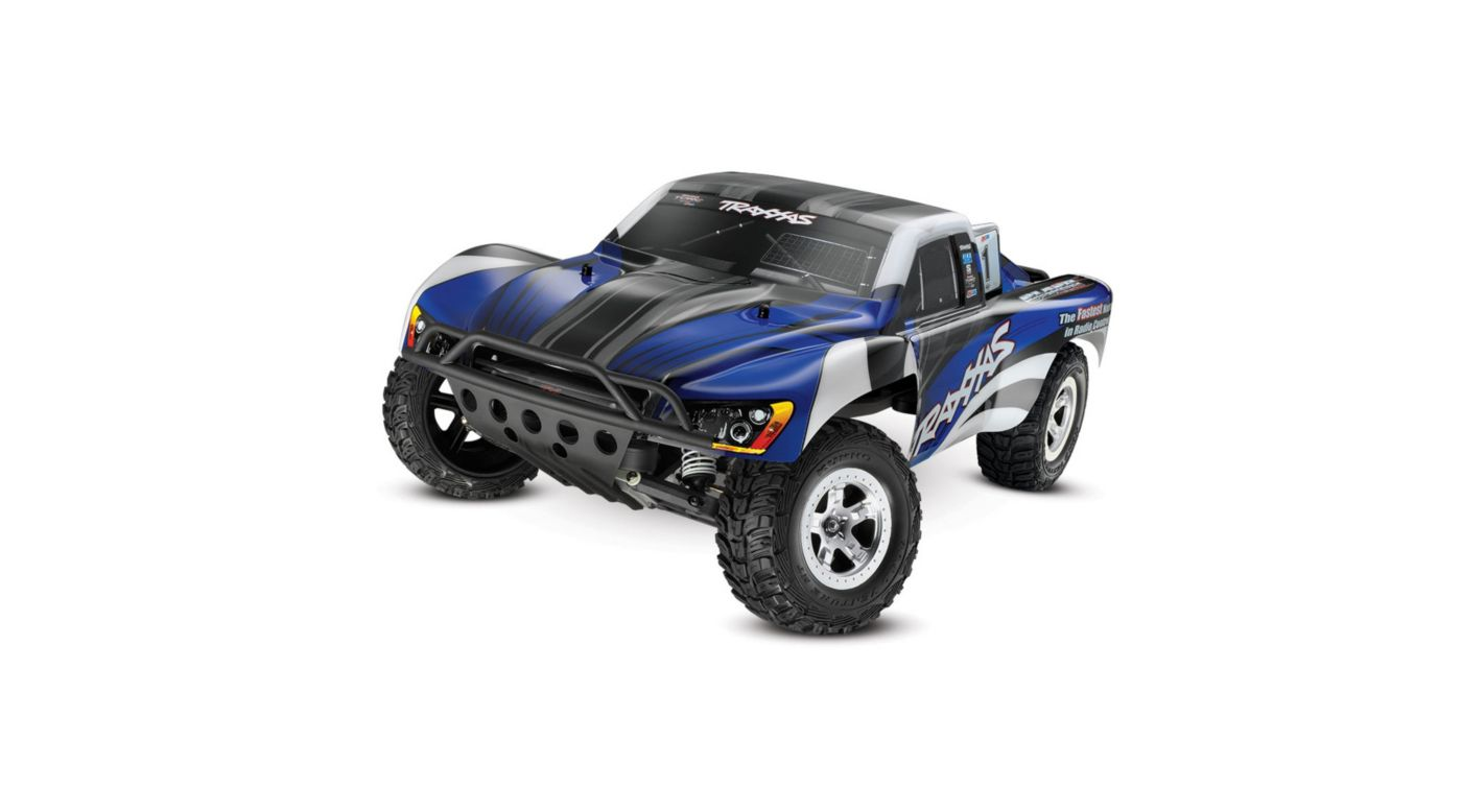 Image for 1/10 Slash 2WD SCT Brushed RTR, Blue from HorizonHobby