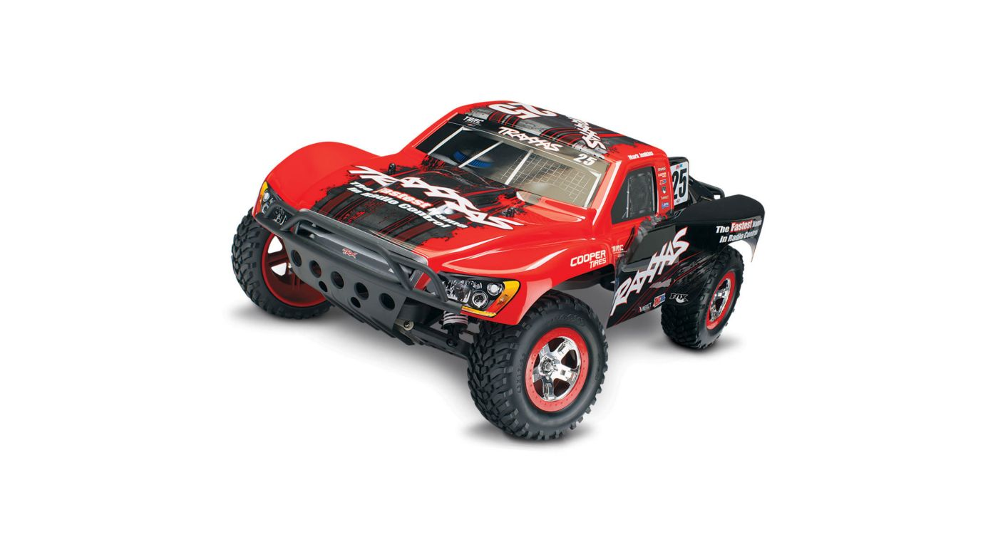 Image for 1/10 Slash 2WD SCT Brushed RTR, Mark Jenkins #25 Edition from HorizonHobby