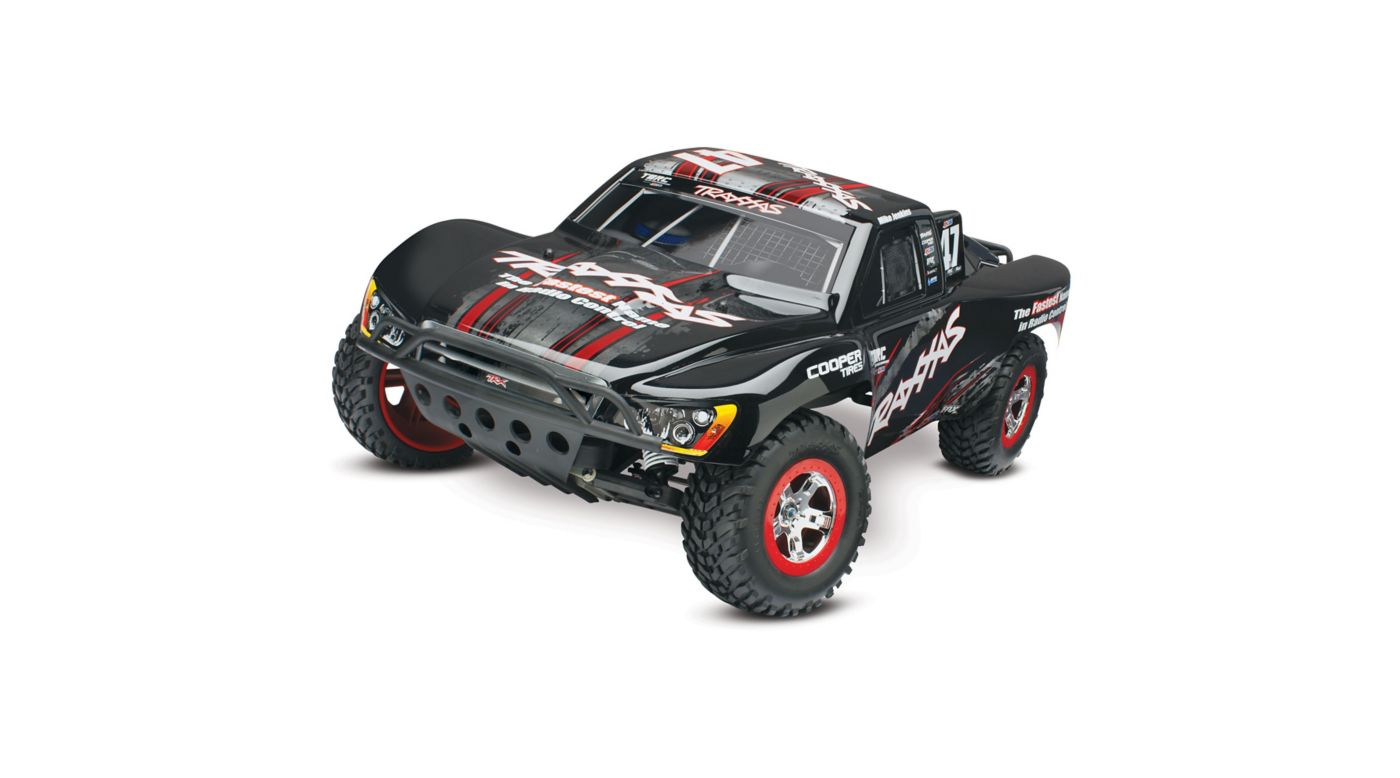 Image for 1/10 Slash 2WD SCT Brushed RTR, Mike Jenkins #47 Edition from HorizonHobby
