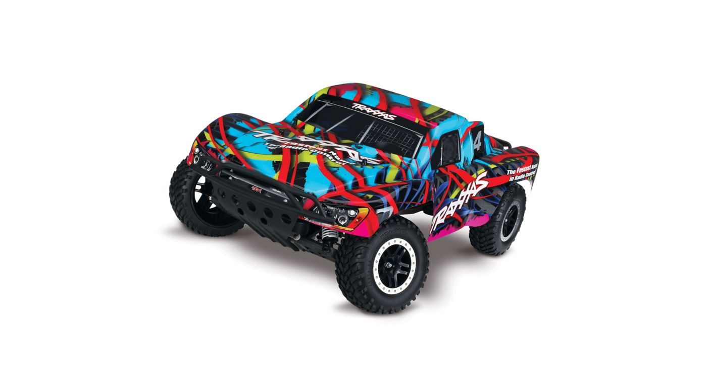 Image for 1/10 Slash 2WD SCT Brushed RTR, Hawaiian Edition from HorizonHobby