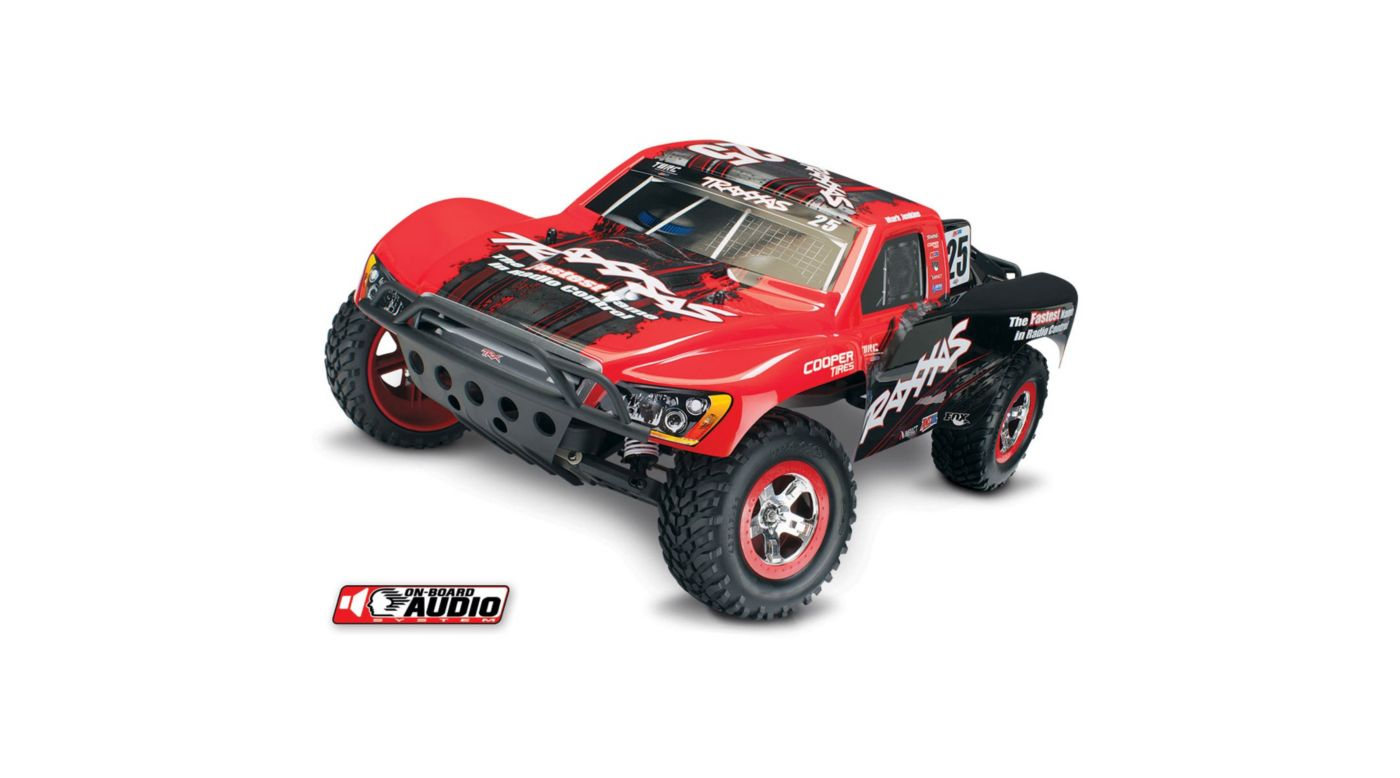 Image for 1/10 Slash 2WD SCT Brushed RTR with OBA, Red from HorizonHobby