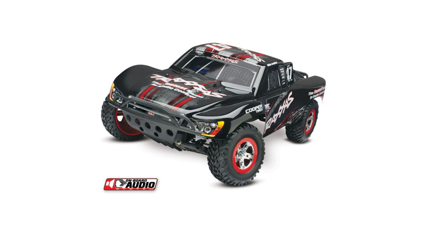 Image for 1/10 Slash 2WD SCT Brushed RTR with OBA, Black from HorizonHobby